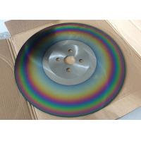 Buy cheap DMo5 high speed steel colorful coationg HSS circular saw blade product