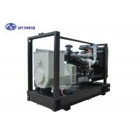 Buy cheap Low Speed Lovol 100 Kva Diesel Generator 80kW Silent Genset 400V from wholesalers