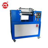 Buy cheap Rubber Test Machine Plastic Rubber Lab Two Roll Mill Equipment , 2 Roll Mill Mixer from wholesalers