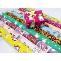 Buy cheap Red Pink Metallic Foil Wrapping Paper Rolls Flash Sheet Environmental Protection from wholesalers