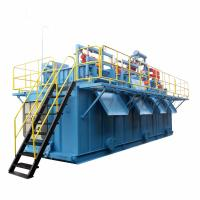 Buy cheap Corrosion - Resistant Mud Recycling System Big Capacity Installation Easily product
