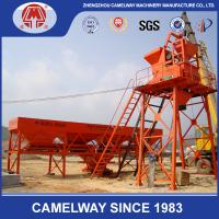 Buy cheap Most sales Camelway machinery HZS35 35m3 / h concrete mixing plant product