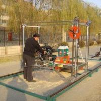 Buy cheap 11kW Swing Blade Sawmill with 1,500mm Manageable Log Diameter and 180 x 360mm Double Cut from wholesalers