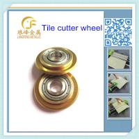 Buy cheap Tungsten Carbide Cutting Wheel HSSC-1, service life over 2000 meters, YG6X blade from wholesalers