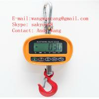 Buy cheap 2014 NEW cheapest and good quality digital crane scale from wholesalers