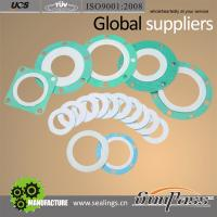 Buy cheap PTFE Envelope Gaskets for Valve & Tank Container from wholesalers