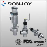 "Buy cheap 1"" - 4"" Pneumatic Regulating Valve with actuator and positioner control flow from wholesalers"
