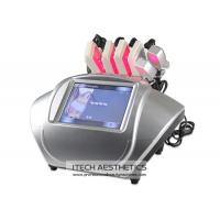 Buy cheap Lipo Laser Slimming Machine , Diode Laser Low Level Laser Fat Reduction Machine product