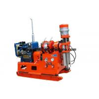Buy cheap Light Geological Core Exploration Drill Rigs With Mechanical Transmission from wholesalers