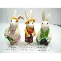 Buy cheap Handmade Easter rubbit,easter decoration,easter gifts,popular product easter party favorseaster ornament,garden decorati from wholesalers