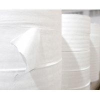 Buy cheap White color melt-blown filter non-woven fabric textile material fabric woven fabric,Factory supply bfe99 meltblown nonwo from wholesalers