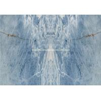 Buy cheap Luxury Azul Cielo Marble Background Wall Tiles from wholesalers