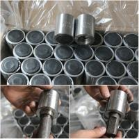 Buy cheap Quick Mechanical Rebar Couplers , Threaded Mechanical Couplers For Reinforcement Steel from wholesalers