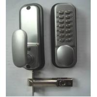 Buy cheap Mechanical Pushbutton Lock (WTL-201) from wholesalers