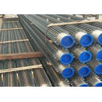 Buy cheap Stainless Steel Welding Finned Pipe / Carbon Steel For Heat Exchanger from wholesalers