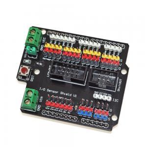 Buy cheap IO Sensor Shield V1 14 Digital Interfaces SD Card Expansion Interface 3.3V Power product