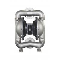 Buy cheap High Pressure Pneumatic Diaphragm Pump For Waste Water Treatment Industry from wholesalers