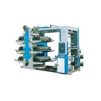Buy cheap Low Noise 4 Color Flexo Printing Mahcine For PE / PP Plastic Woven Bags from wholesalers