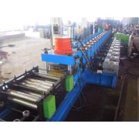 Buy cheap Light Steel Drywall Stud And Track Roll Forming Machine For C Stud / U Runner product