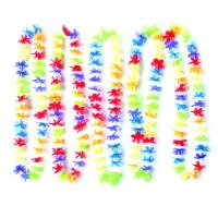 Buy cheap Hot Sales Rainbow Flower Leis for America and West Countries Holidays Celebration Products from wholesalers