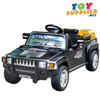 Buy cheap 4 Channel R/C Ride on Hummer Toy Car from wholesalers