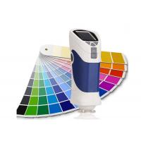 Buy cheap USB 2.0 Paint Color Analyzer , Digital Photo Colorimeter English / Chinese Languages from wholesalers