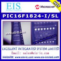 Buy cheap PIC16F1824-I/SL - MICROCHIP - 14/20-Pin Flash Microcontrollers with nanoWatt XLP Technology product