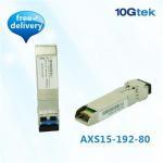 SFP+ 10GBase-ZR 1550nm 80KM (SFP-10G-ZR)