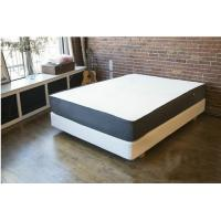 Buy cheap 12 Inch Natural Latex Gel Memory Foam Bed Mattress Polyester Knitted / Suede Fabric from wholesalers