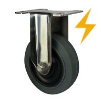 Buy cheap Rigid Antistatic casters wheels from wholesalers