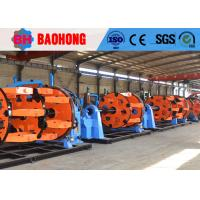 Buy cheap Cable Machine Manufacturer Cable Laying Up Planetary Gear Stranding Machine from wholesalers