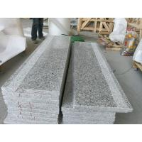 Buy cheap Chinese Cheap Polished G602 Grey Granite Flooring Tile for Interior and Exterior Building stone G602 granite Stairs from wholesalers