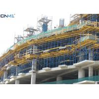 Buy cheap Safety Hanging Scaffolding Systems / Cantilever Scaffolding System Steel Tube Material from wholesalers