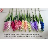 Buy cheap Artificial Flowers Violet Flowers, Plastic Artificial Flowers for Decorate from wholesalers