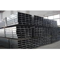 Buy cheap BS1387 Q215 Q235 Rectangular Galvanized Steel Tube / FBE Pipe With 3 PE Q215 from wholesalers