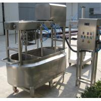Buy cheap 1000L/1500LSUS304 industrial cheese making machine with heating, cooling jacket and agitator for white cheese 500g size from wholesalers