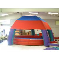 Buy cheap Half Cover Inflatable Marquee Outdoor Inflatable Tent For Surf Simulator from wholesalers