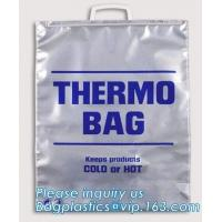 Buy cheap disposable aluminum foil insulated thermal cooler bag,laminated disposable insulation thermal aluminium foil cooler bag from wholesalers