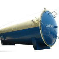 Buy cheap High Pressure Glass Laminating Autoclave 2m For Wood / Brick / Rubber / Food from wholesalers