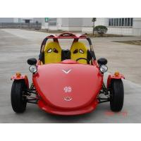 Buy cheap Red Chain Drive Tricycle Motorcycle , Two Seats ATV Automatic With Reverse from wholesalers