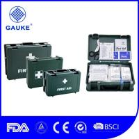 Buy cheap Lightweight British Standard First Aid Kit For Disaster Rescue CE ISO13485 Cetificated from wholesalers