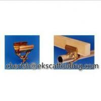 Buy cheap Hoarding Coupler Scaffolding Double Putlog Coupler pressed clamp from wholesalers