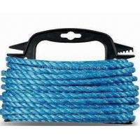 Buy cheap high quality 2 strands twisted polyethylene rope from wholesalers