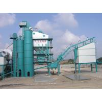 Buy cheap Road Building Machines Asphalt Batching Plant With 30T Container Type Diesel And Bitumen Tank product