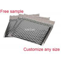 Buy cheap Waterproof Surface Bubble Mailer Envelope , Metallic Mailing Bags For Shipping from wholesalers