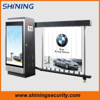 Buy cheap Innovative Outdoor Marketing Advertising Gate Barrier from wholesalers