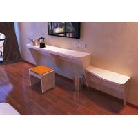 Buy cheap Waterproof Wall Mounted Computer Desk Simple 5 Star Hotel Furniture from Wholesalers