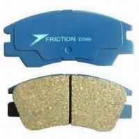 Buy cheap Brake Pads, Suitable for Mitsubishi Montero, Ceramic Materials, Long-term Quality Guarantee from wholesalers
