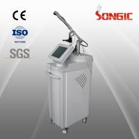 Buy cheap Vertical 30w RF tube Fractional CO2 Laser Wrinkle Removal Machine from wholesalers