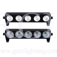 Buy cheap 5 Heads LED Matrix Blinder Light Cool Effect for Show Can Show Digital And Letter from wholesalers